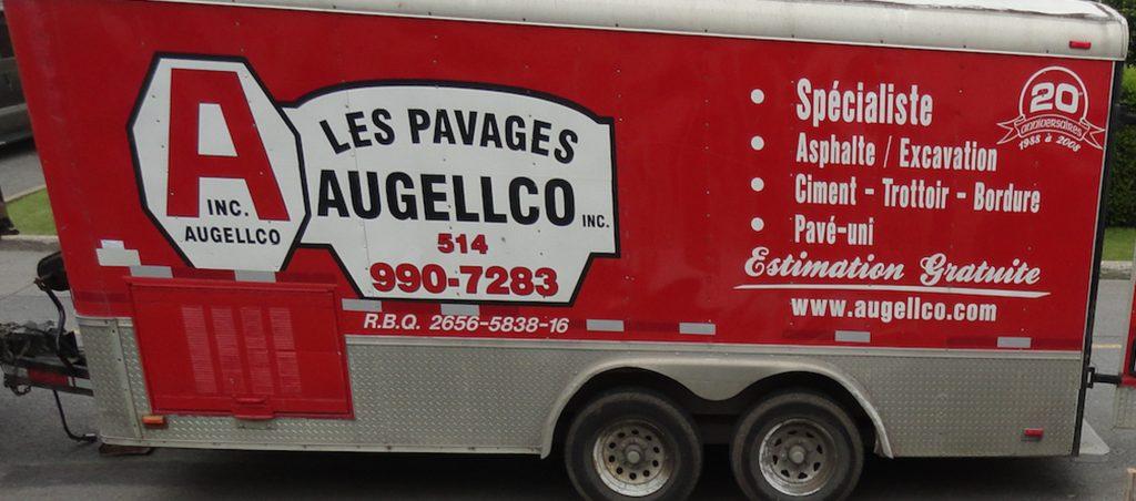 Les pavages Augellco trailer